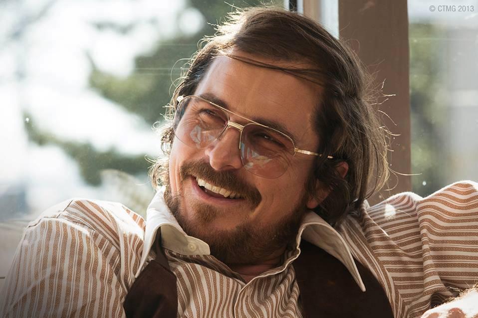 Christian Bale ve Špinavém triku