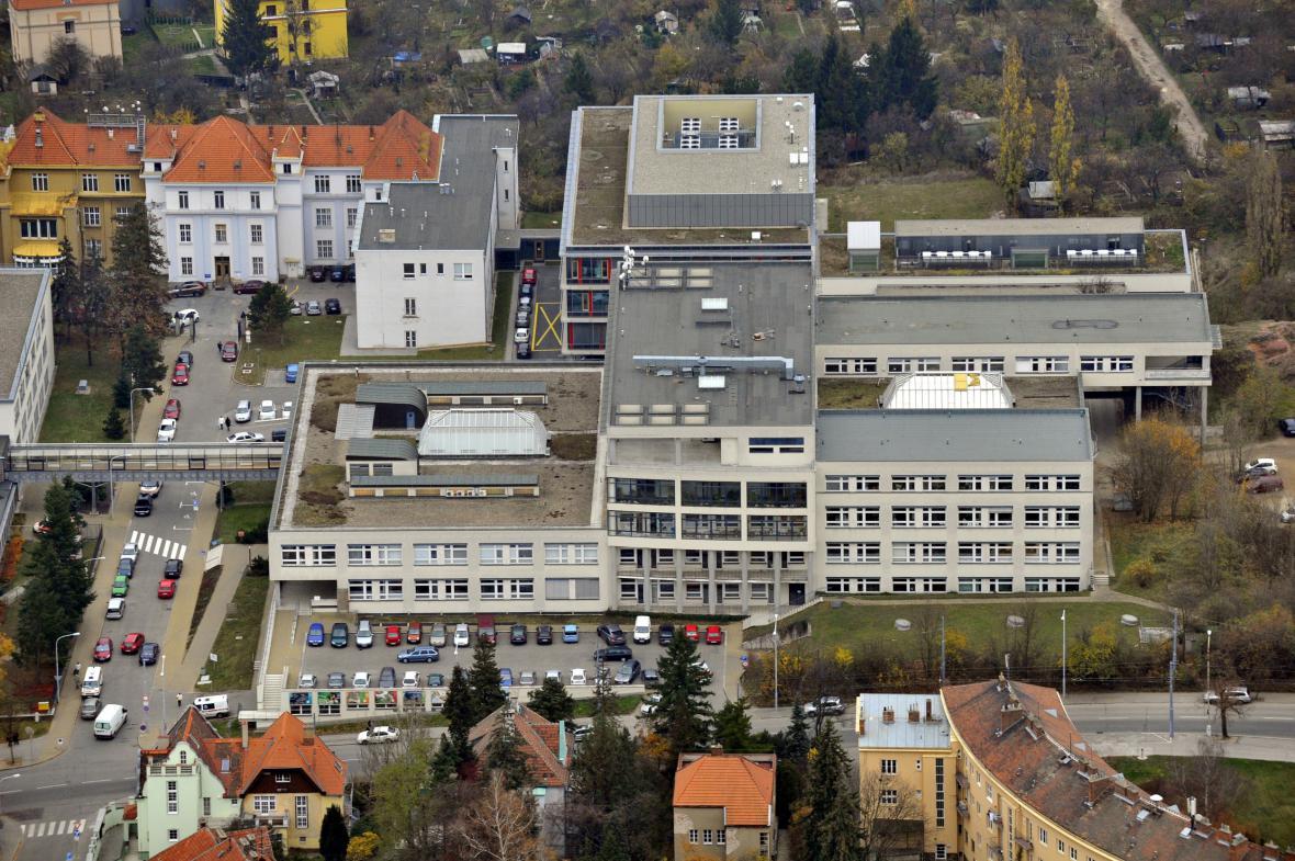 Masarykův onkologický ústav na Žlutém kopci