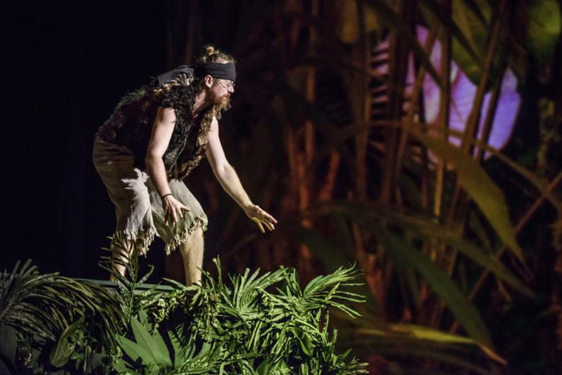 Představení Ostrov pokladů