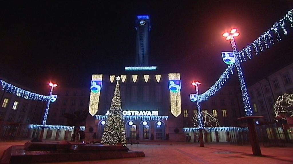 Nová radnice v Ostravě