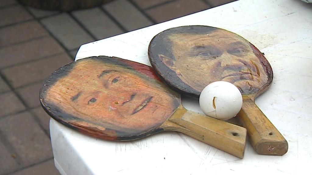 Politická hra na Ukrajině