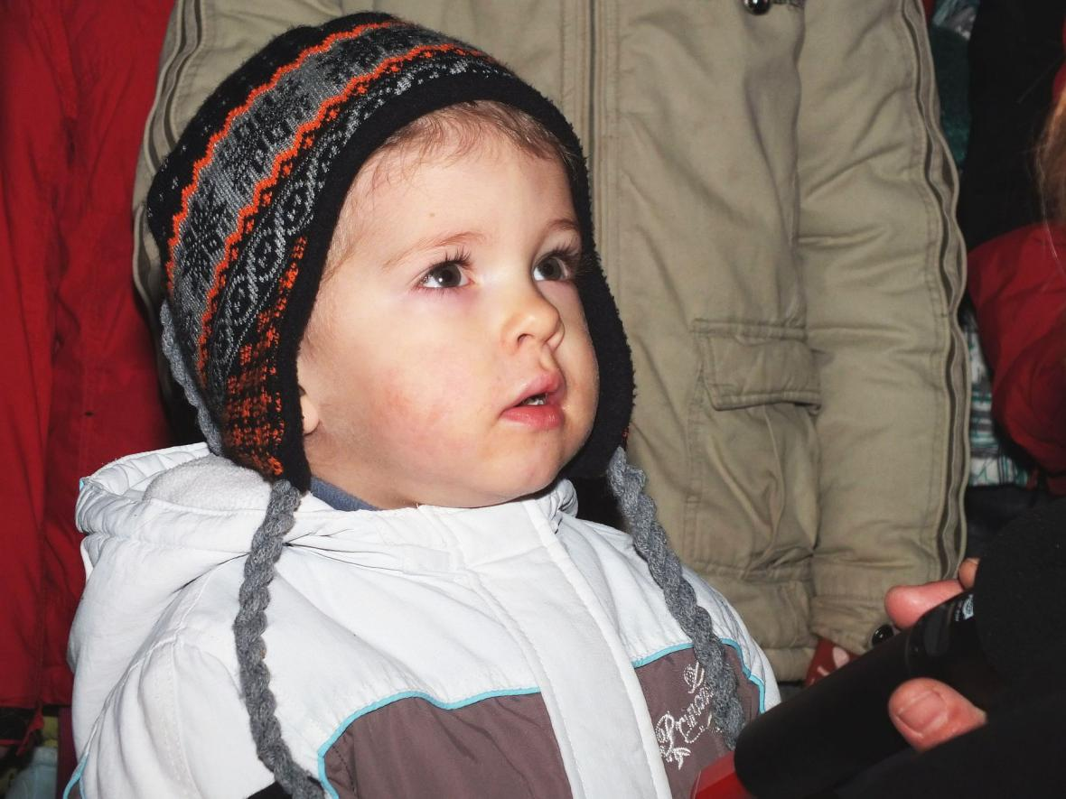 Mikuláš v Mladkově u Boskovic