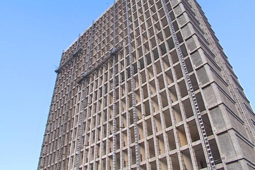 Fakulta bývala nejvyšší budovou Brna