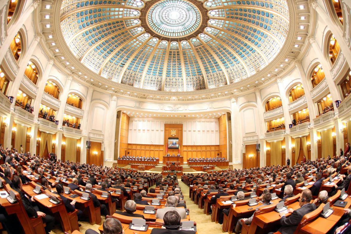 Rumunský parlament
