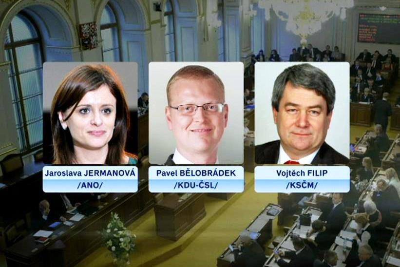 Místopředsedové Poslanecké sněmovny