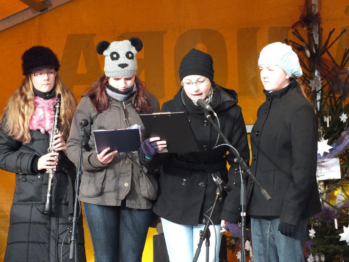 Vánoční jarmark v Boskovicích