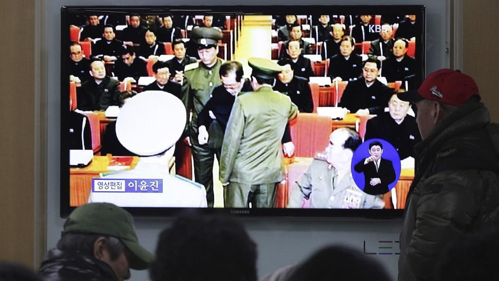 Čang Song-tchek končí ve funkci