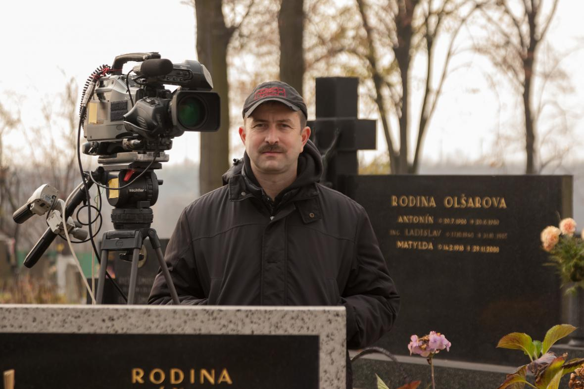Rozsudek - kameraman David Ployhar