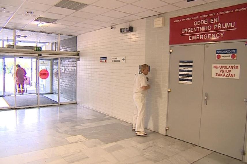 Traumacentrum v Brně