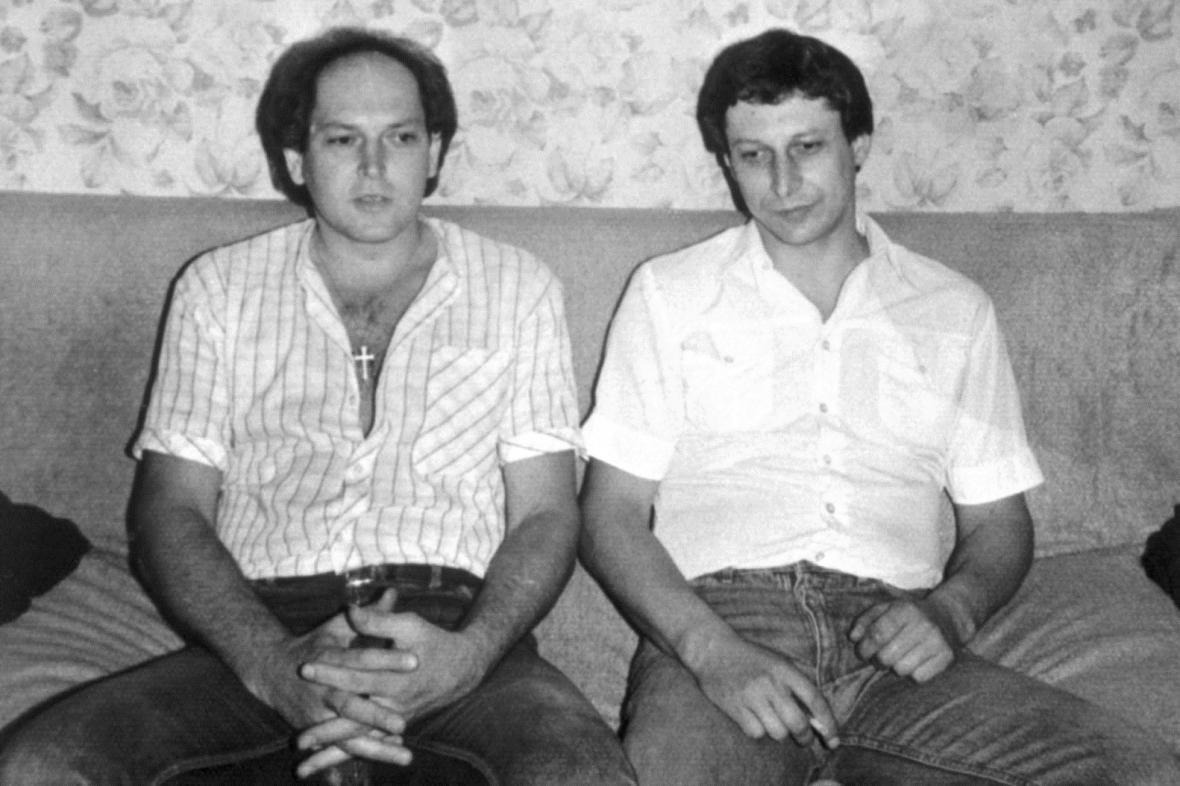 Stanislav Devátý a jeho bratr Jiří