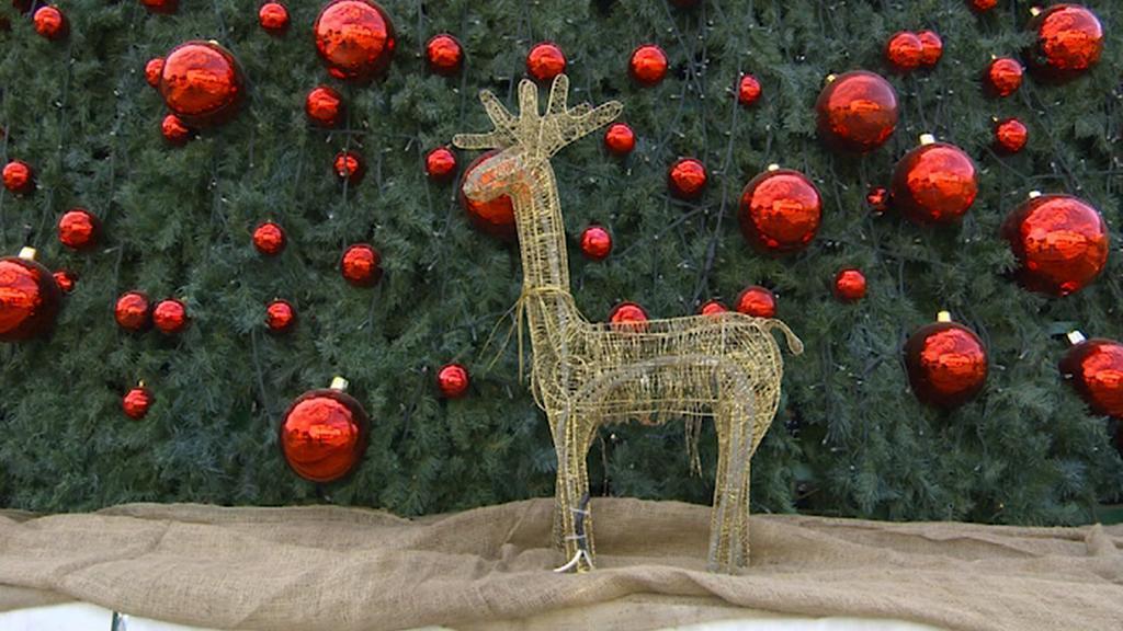 Vánoce v Betlémě