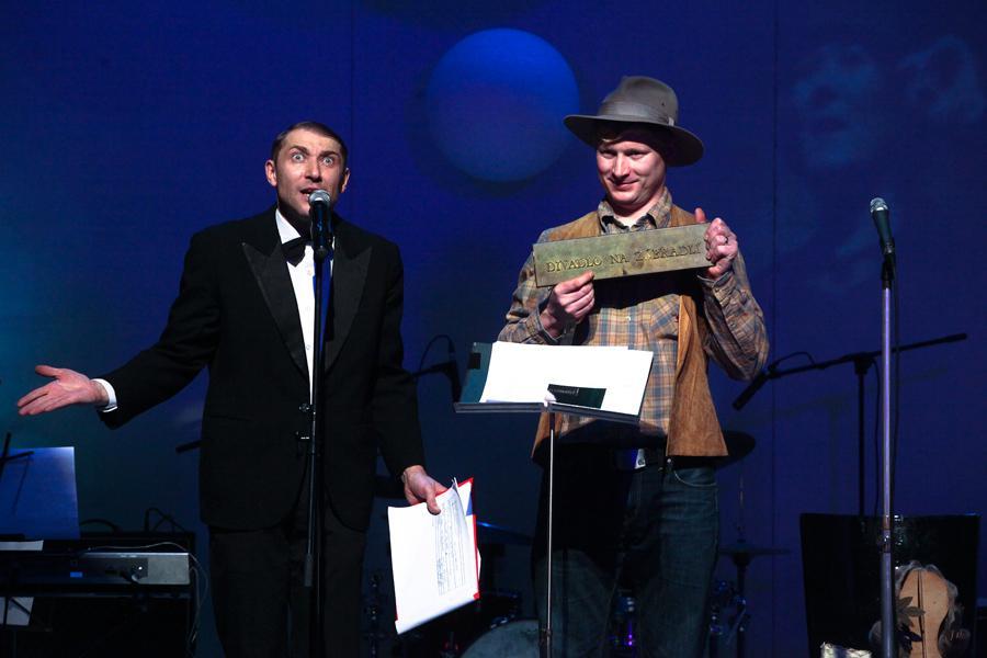 Oslava 55 let Divadla Na zábradlí