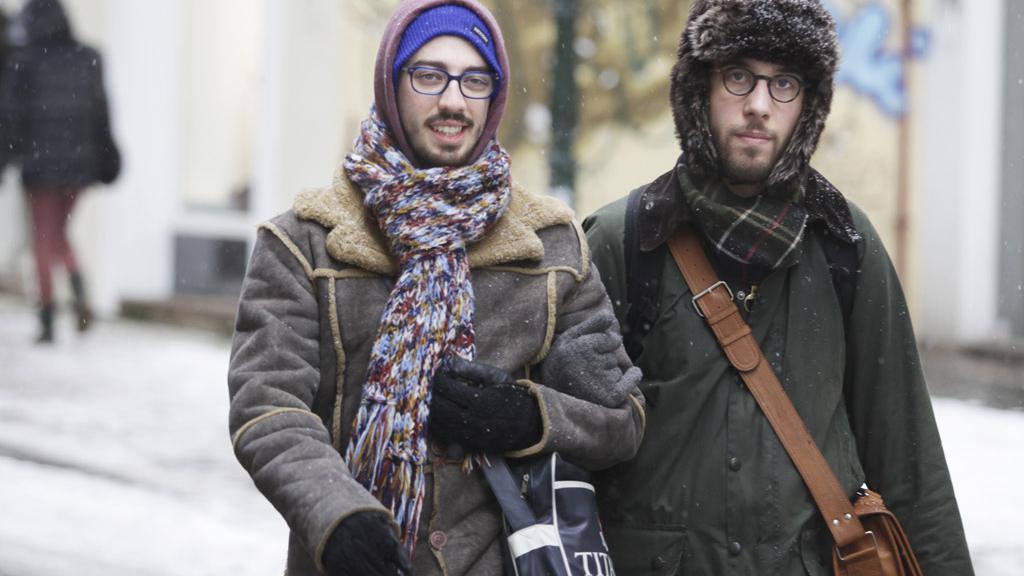 Homosexuálové na ulici
