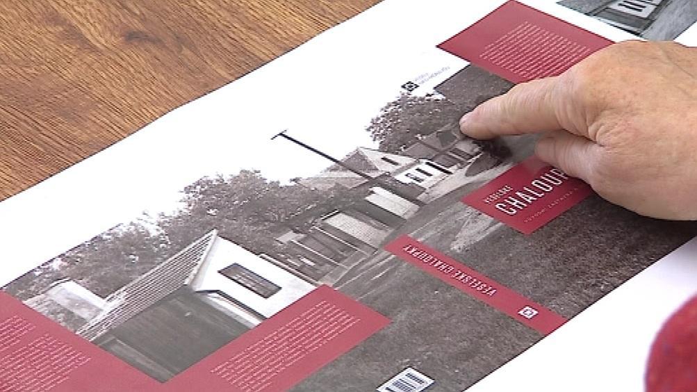 První kniha o historii města zavzpomíná na stavení, která ustoupila dnešnímu sídlišti