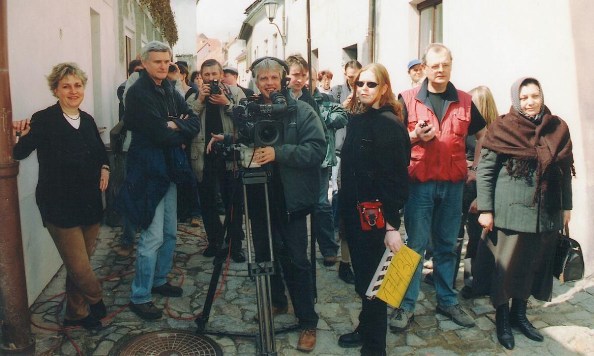 Natáčení Četnických humoresek