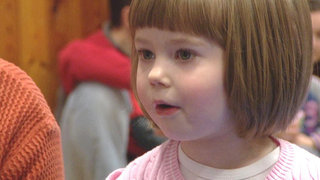 Dítě trpící fenylketonurií
