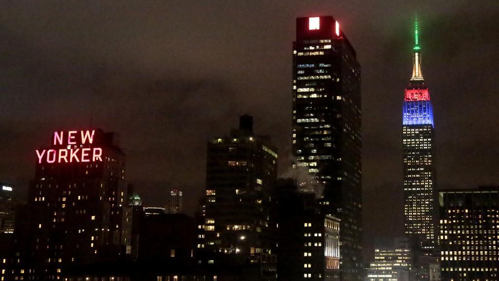 Nelsona Mandelu si připomněl i New York