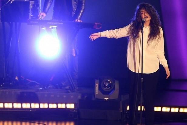 Lorde si z Grammy odnesla několik nominací