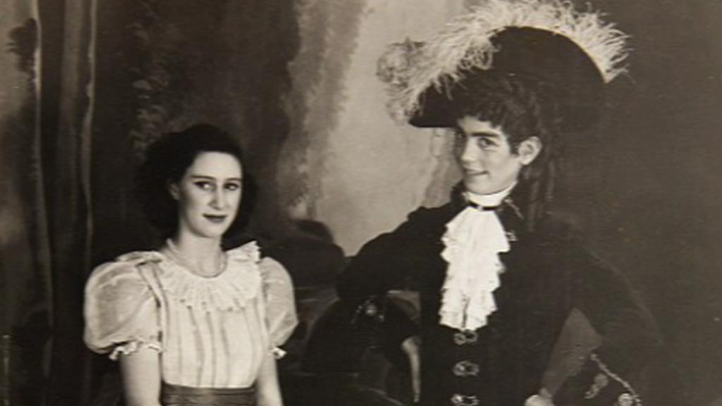 Princezna Alžběta v divadelním představení