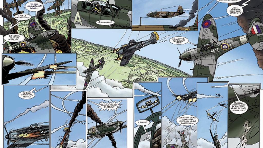 Komiks Generál Fajtl