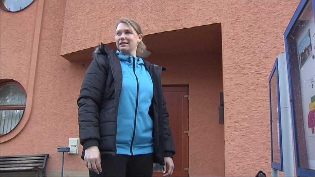 Petra Vítková je jediná hráčka, která hrála na mistrovství světa v roce 2003