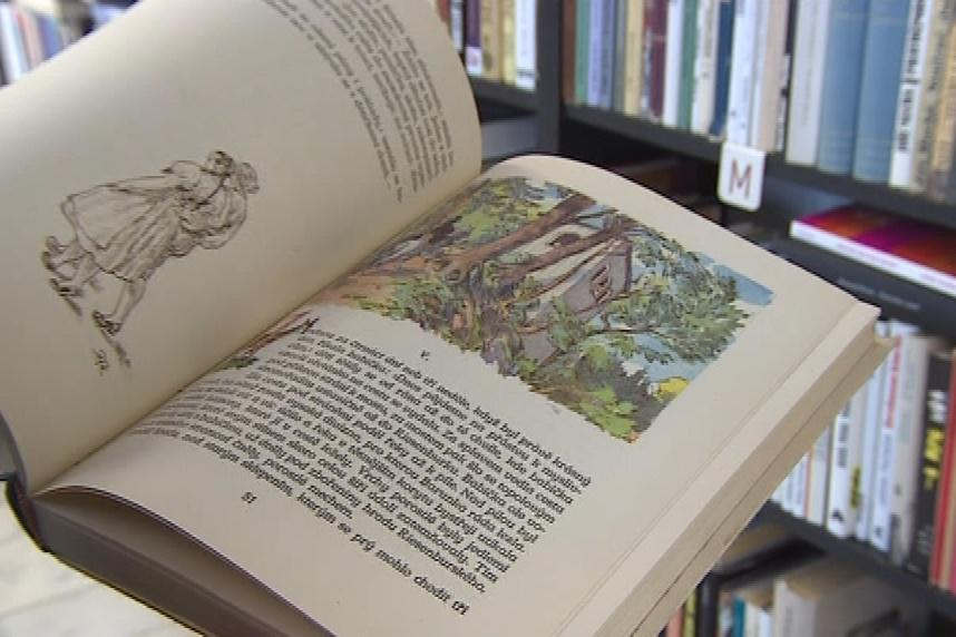 Knihy z druhé ruky