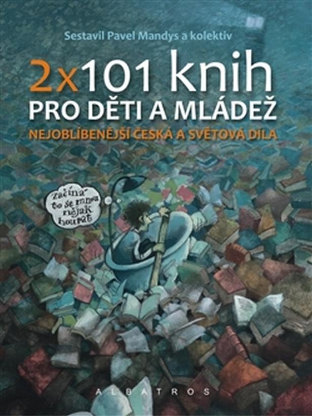 2x 101 knih pro děti a mládež