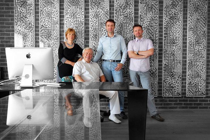 Firma Grund získala titul Firma roku 2013