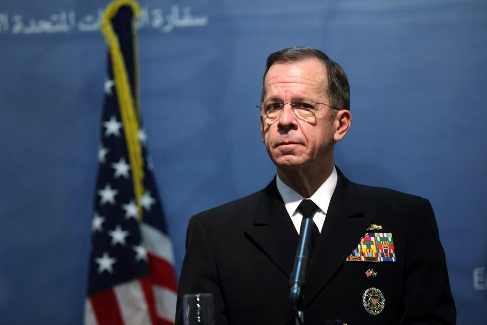 Americký admirál Mike Mullen