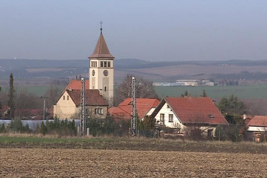 Kostel v Blažovicích