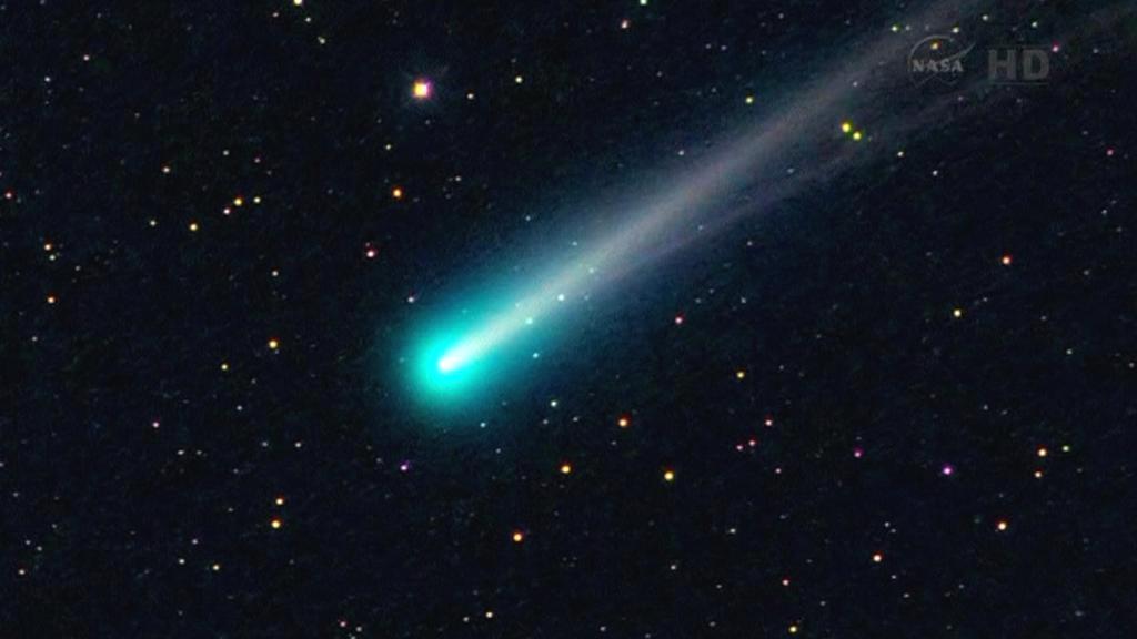 Kometa ISON