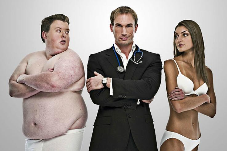 толстый худую видео такие люди