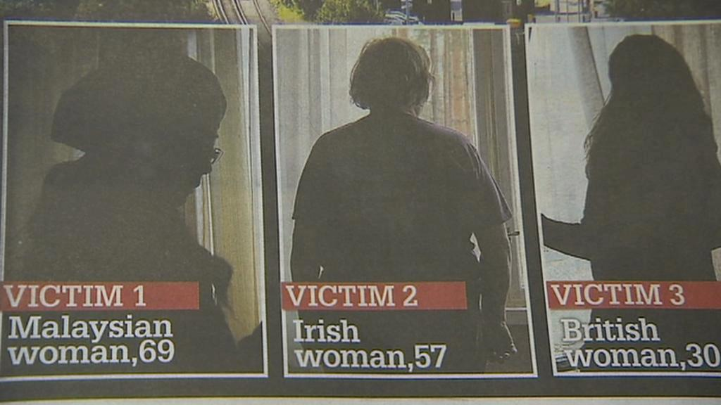 Manželský pár držel 30 let tři otrokyně