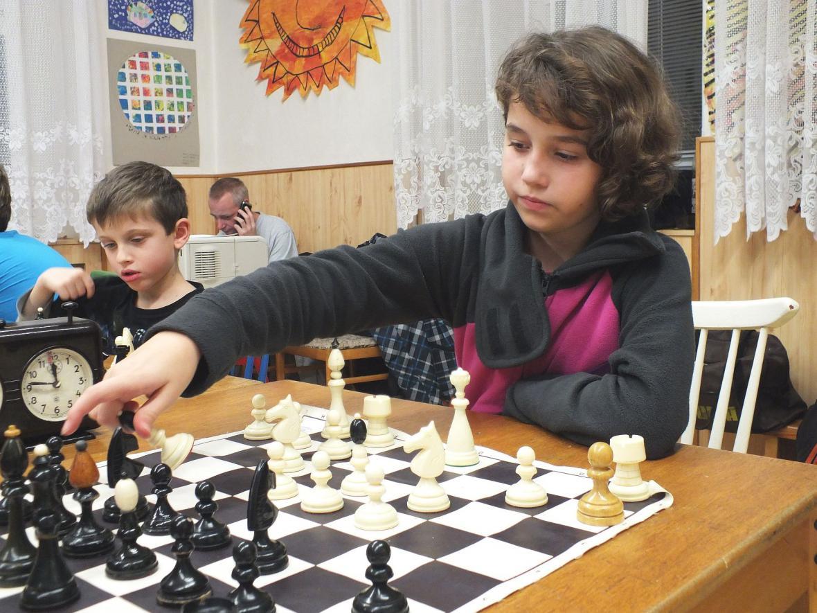 Šachový turnaj v Boskovicích