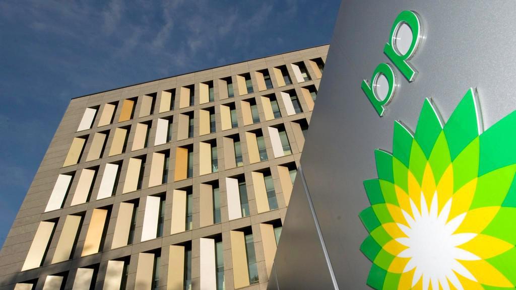 Sídlo ropné společnosti BP