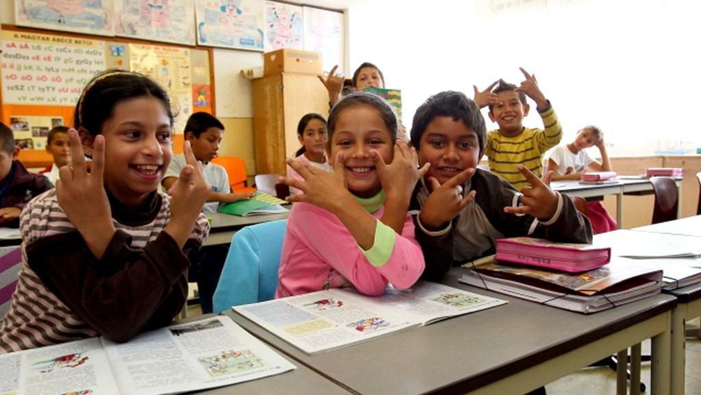 Romové ve speciálních školách