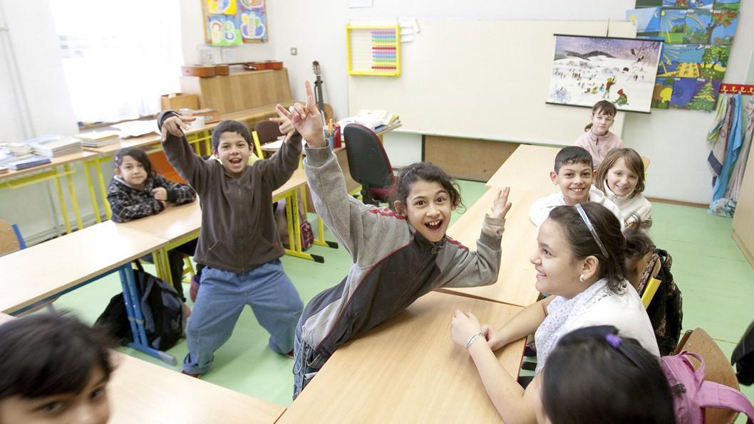Sčítání romských dětí v praktických školách Kanceláří veřejného ochránce práv, únor 2012