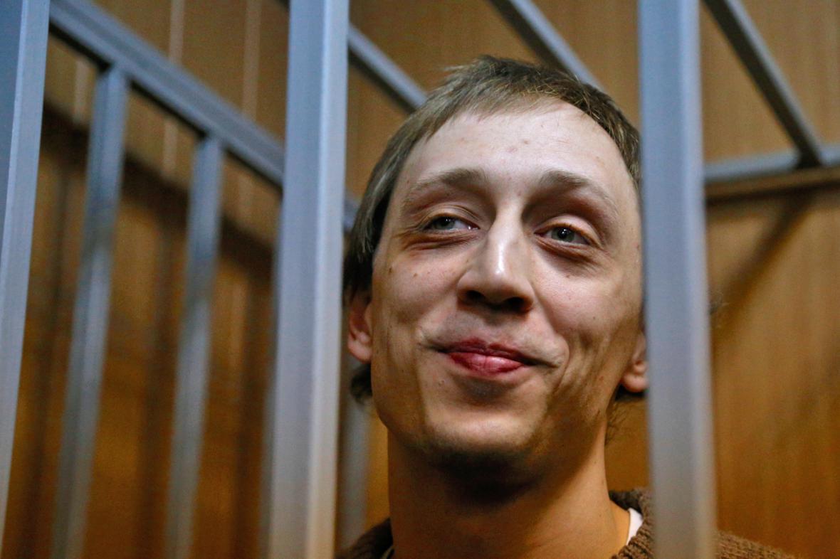 Pavel Dmitričenko před soudem