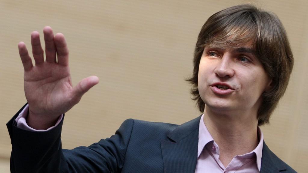 Sergej Filin před útokem