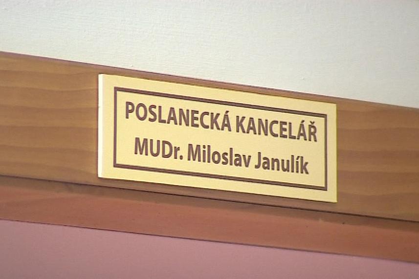 Regionální kancelář Miloslava Janulíka