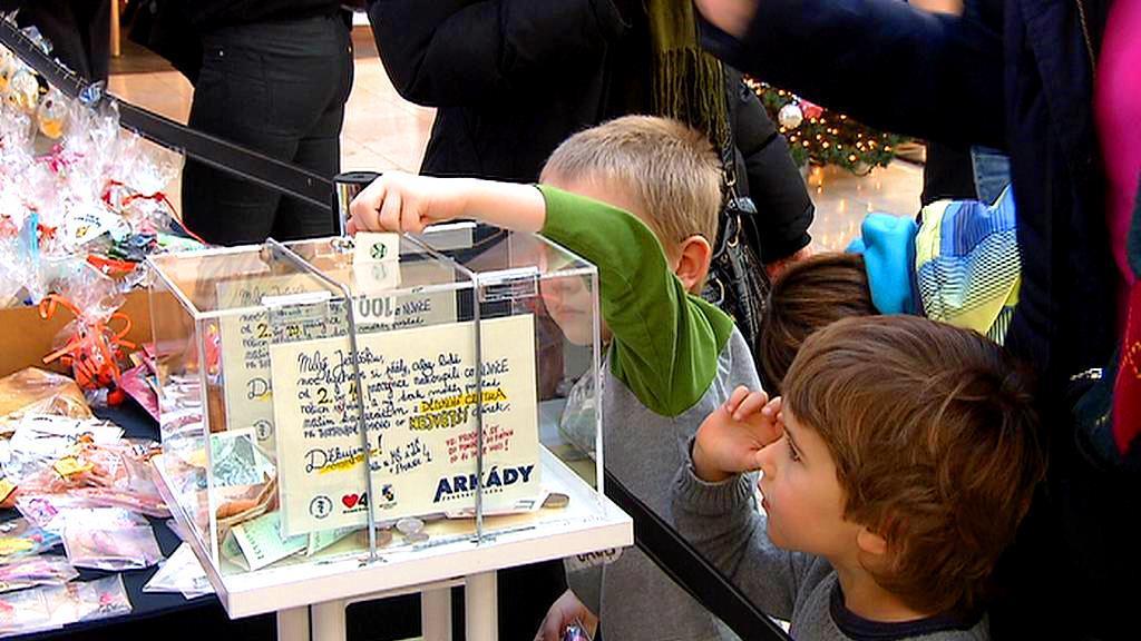 Charitativní akce Děti dětem