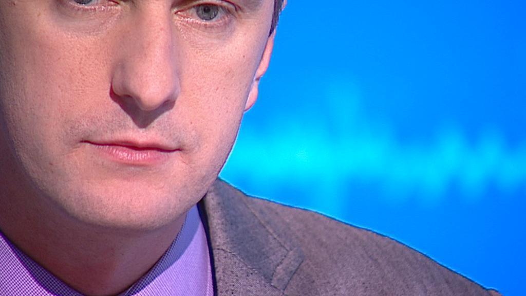 David Ondráčka v Interview Daniely Drtinové