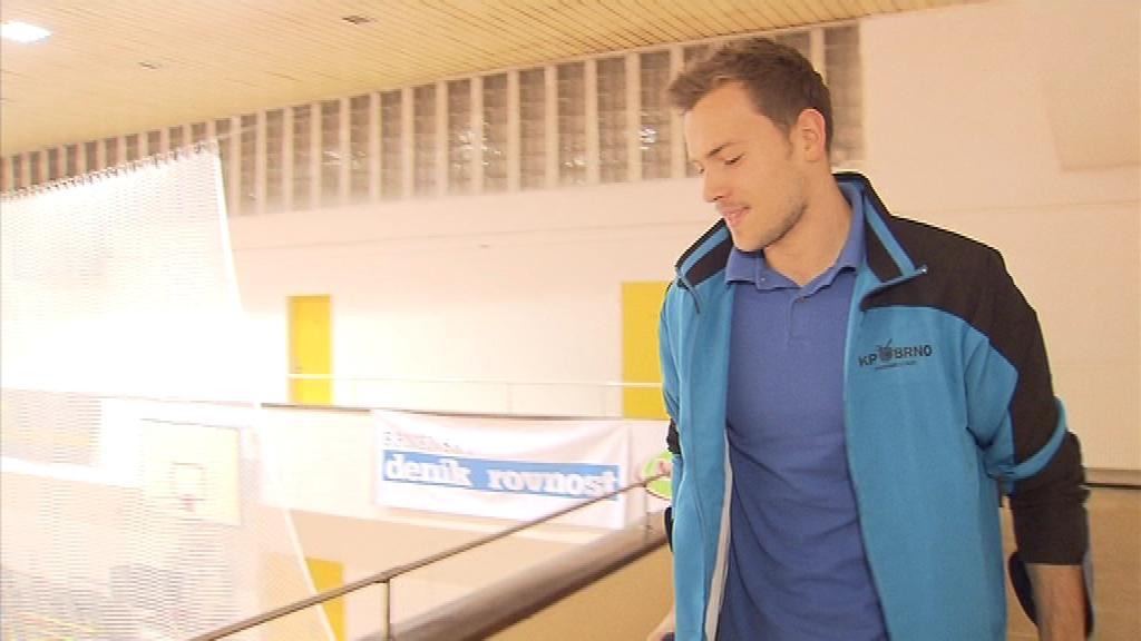 Jan Hubáček bude Královo Poli kvůli zranění několik zápasů chybět