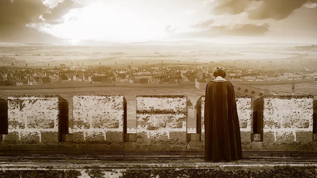 Praha za Karla IV. v projektu Chronicles