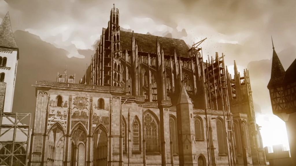 Chronicles představuje katedrálu sv. Víta
