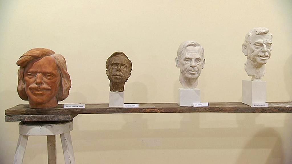 Soutěž o nejlepší bustu Václava Havla