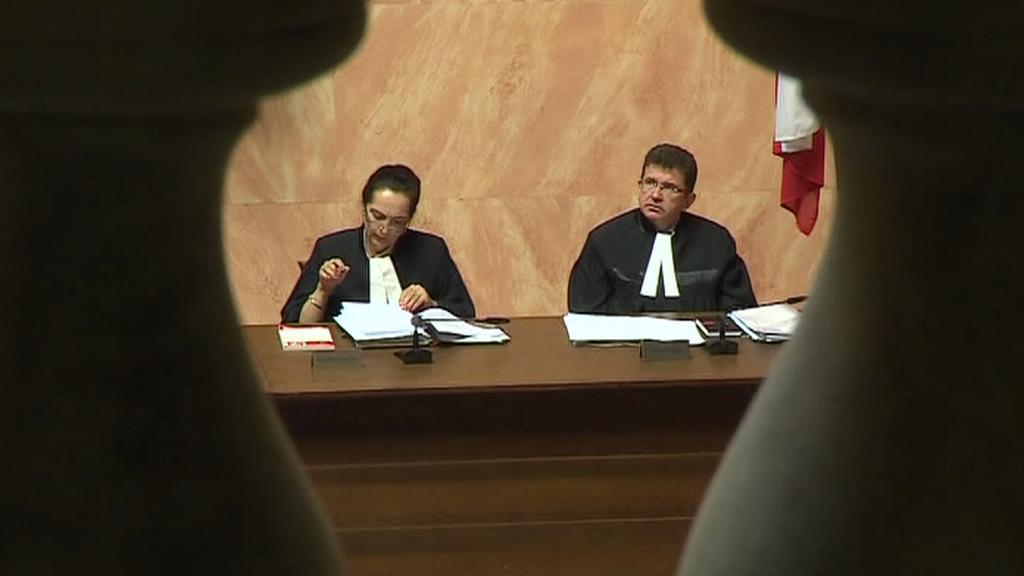 Ústavní soudci Michaela Židlická a Jaroslav Fenyk