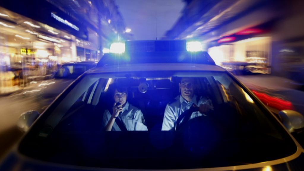 Policejní výjezd