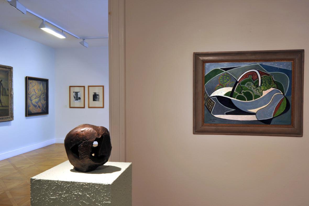 Moderní umění