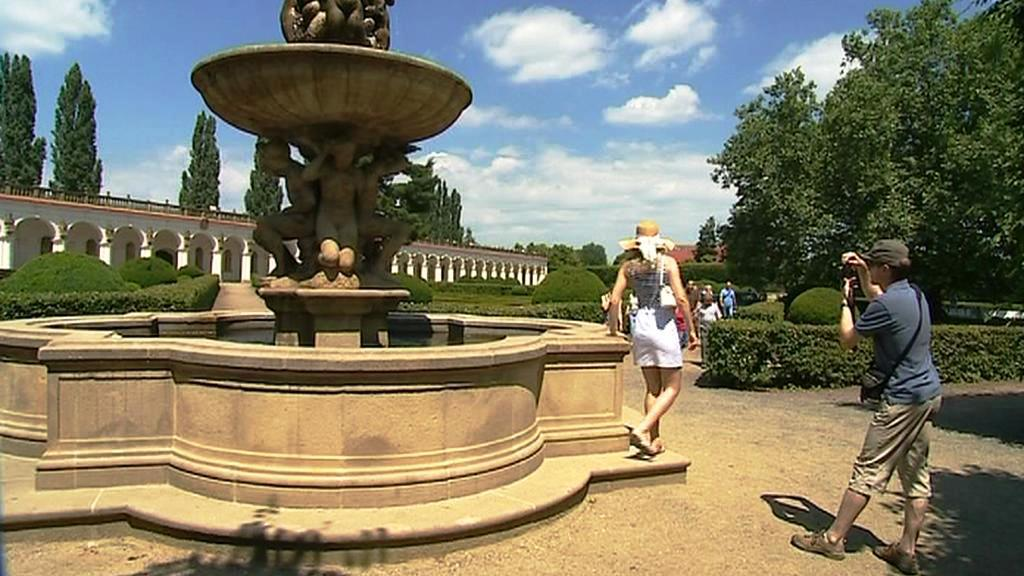 Kroměřížské zahrady